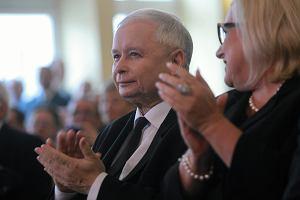 Jarosław Kaczyński chce Polski w G20 i przypomina, że Polska kiedyś była w dwudziestce największych gospodarek świata
