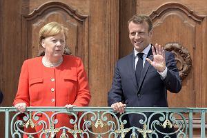 Angela Merkel i Emmanuel Macron są na tak. Będzie wspólny budżet strefy euro