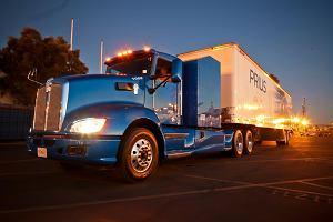Wodorowa ciężarówka Toyoty wjedzie na ulice