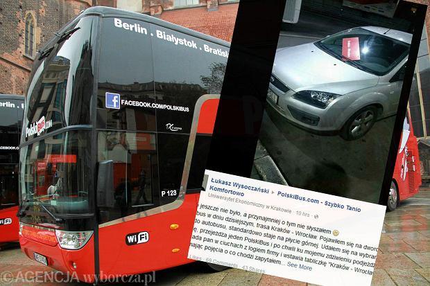 Polski Bus - w wersji autokarowej i osobowej