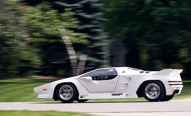 Za stylizację auta odpowiedzialny był współwłaściciel firmy Gerald Wiegert
