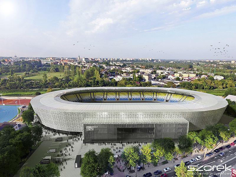 Stadion w Lublinie