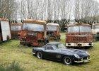 Aukcje | Ferrari 250 SWB California Spyder | Auto Alaina Delon sprzedane za 18,5 mln dolarów