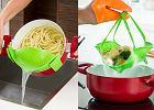 Akcesoria kuchenne z silikonu - praktyczne i zajmują mało miejsca