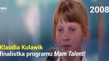 Pami�tacie Klaudi�? W roku 2008 zachwyca�a si� ni� ca�a Polska. Jak dzi� wygl�daj� cudowne dzieci z talent shows?