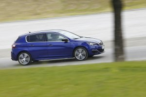 Peugeot 308 1.6 e-THP GT | Test | Sport na co dzień
