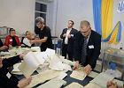 Na Ukrainie tydzie� po wyborach wci�� walcz� o g�osy