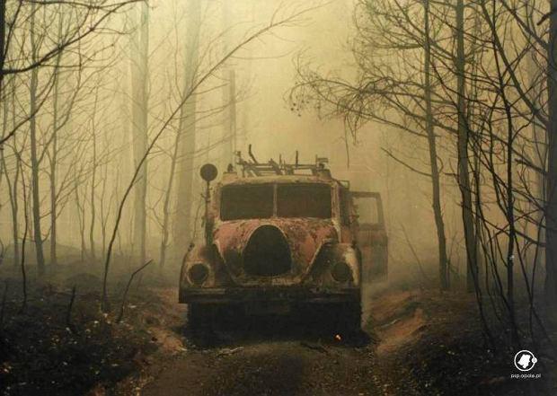 To było prawdziwe piekło. 24. rocznica największego pożaru w Polsce [ZDJĘCIA]