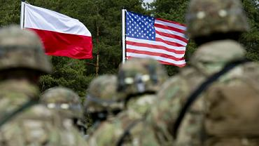 Amerykańscy żołnierze w Polsce - zdjęcie ilustracyjne