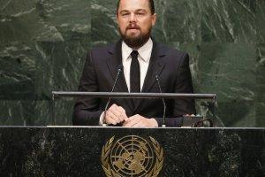 """""""Zmiany klimatu to nie histeria, to fakt"""". DiCaprio na szczycie klimatycznym wzywa� do """"zdecydowanych dzia�a�"""""""