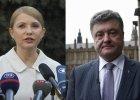 Z Tymoszenko zmierzy si� Poroszenko