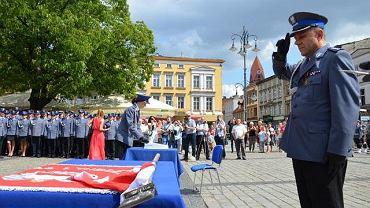 Podinsp. Zbigniew Raczak, Komendant Miejski Policji we Wrocławiu