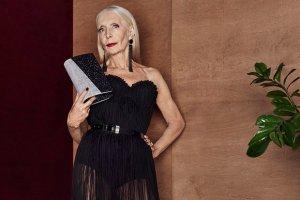 Kampania BOHOBOCO z 81-letni� aktork� Helen� Norowicz. Dojrza�a aktorka zast�pi�a 21-latk� [ZDJ�CIA]