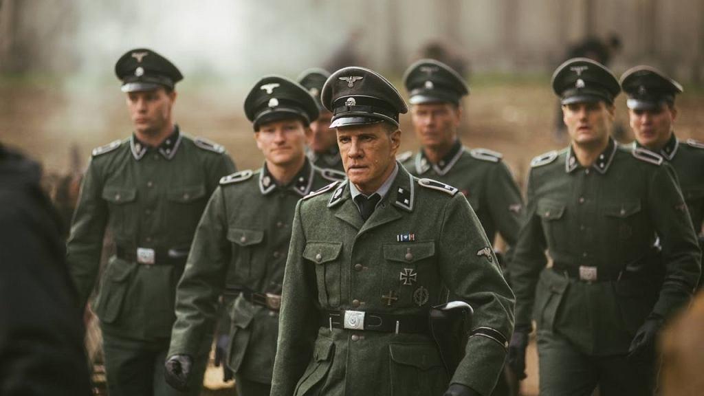 Christopher Lambert w filmie 'Sobibór' / mat. promocyjne, kadr z filmu
