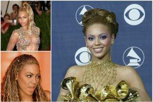Beyonce sko�czy�a 34 lata. Zobacz najdziwniejsze i najbardziej oryginalne fryzury z ca�ej jej kariery