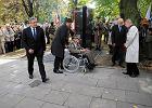 Pomnik Cichociemnych Spadochroniarzy AK stanął przed Sejmem