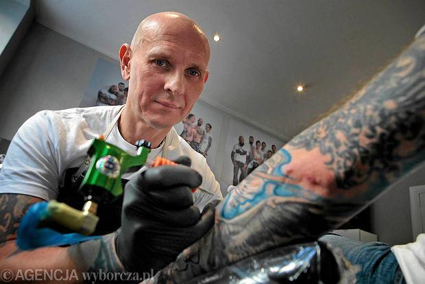 Salon tatuazu