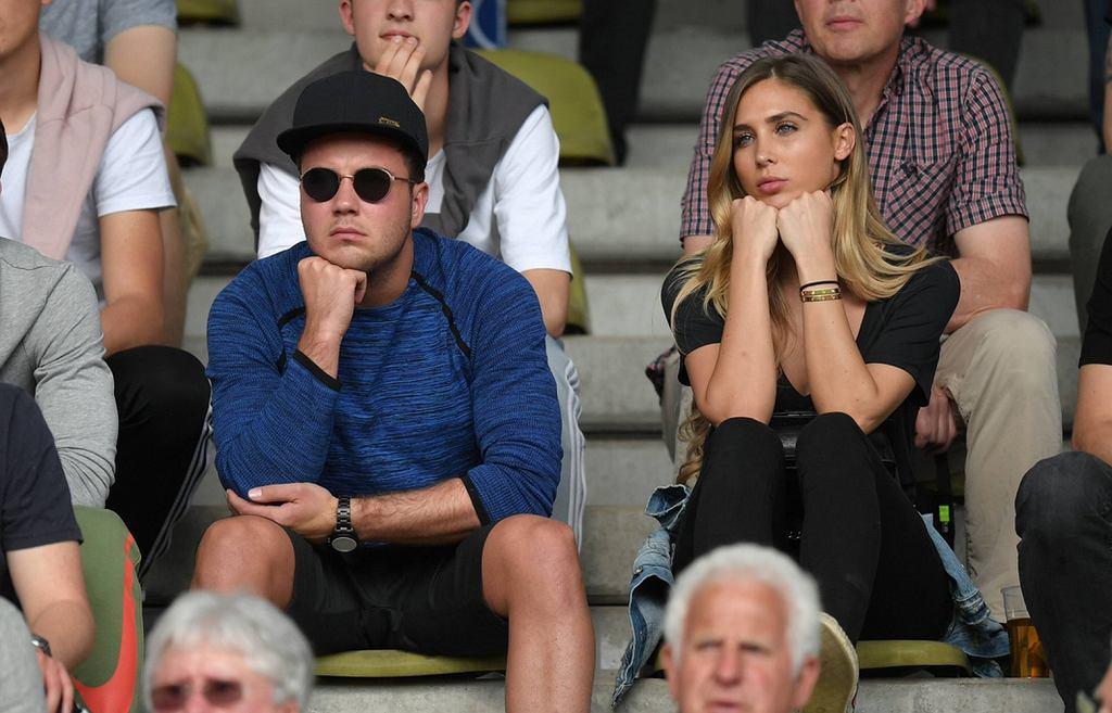 Mario Goetze pojawił się na meczu młodzieżowej drużyny Bayernu Monachium. Niemiec wspierał swojego brata, który robi błyskawiczne postępy w zespole mistrza Niemiec.