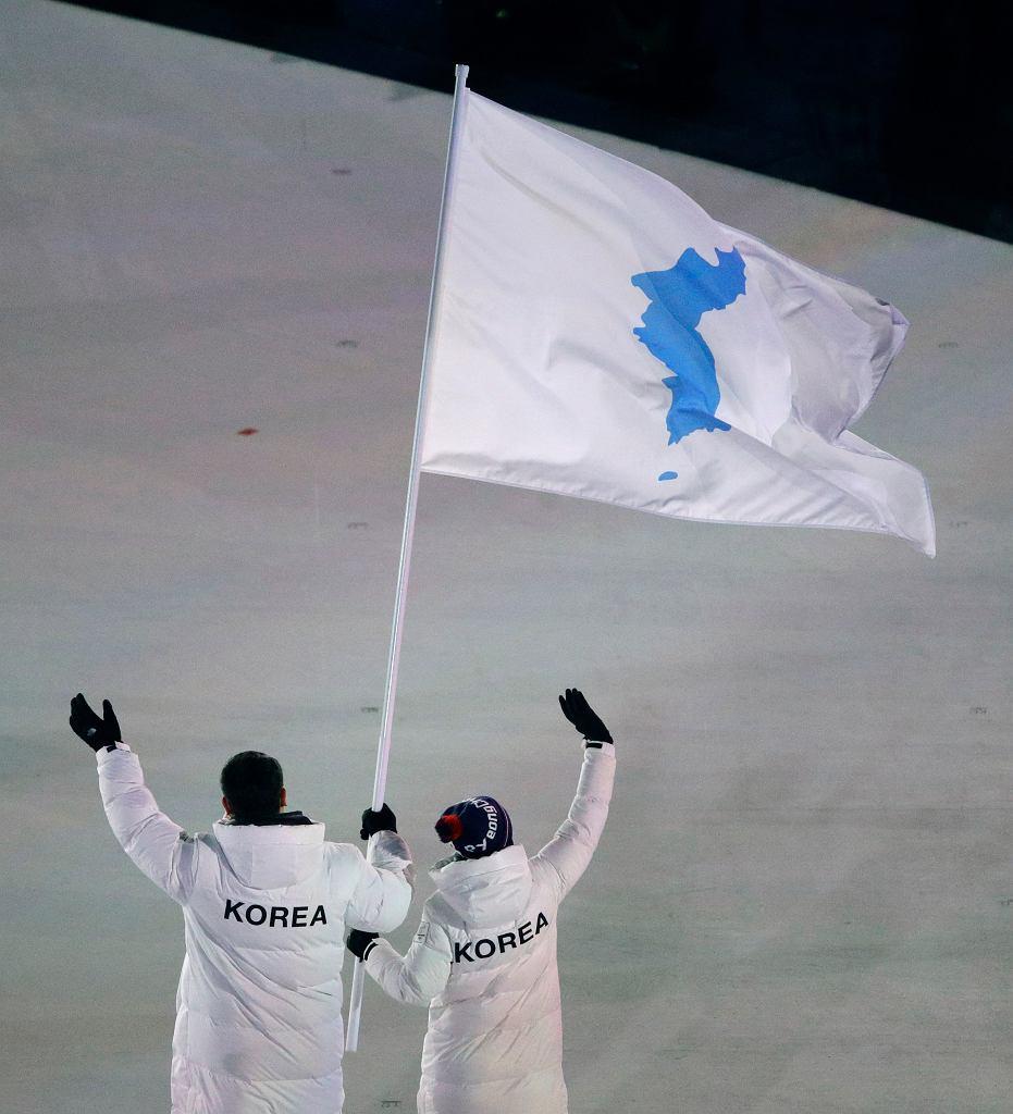 Pjongczang. Inauguracja Igrzysk Olimpijskich w Korei Południowej