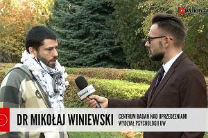 Antyimigranckie ulotki w warszawskim metrze. Czym grozi mowa nienawiści w przestrzeni publicznej?