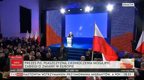 Jarosław Kaczyński (TVP Info)