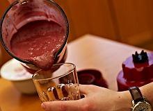 Koktajl owocowy z otrębami - ugotuj