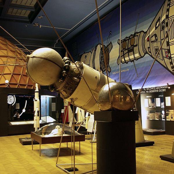 Planetarium w Muzeum Techniki i Przemysłu NOT