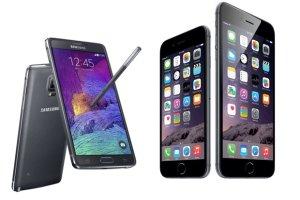 Samsung Galaxy Note 4, iPhone 6 i iPhone 6 Plus w oficjalnej sprzeda�y. Znamy ceny w sklepach i u operator�w