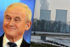 Decyzja o budowie elektrowni atomowej w marcu? Tchórzewski podał szacunki. Gigantyczna kwota