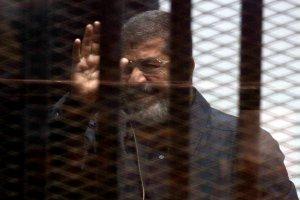 Wyrok �mierci dla by�ego prezydenta Egiptu. USA: Jeste�my g��boko zaniepokojeni