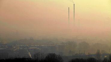 W całej Polsce z powodu smogu umiera przedwcześnie 45 tysięcy ludzi.