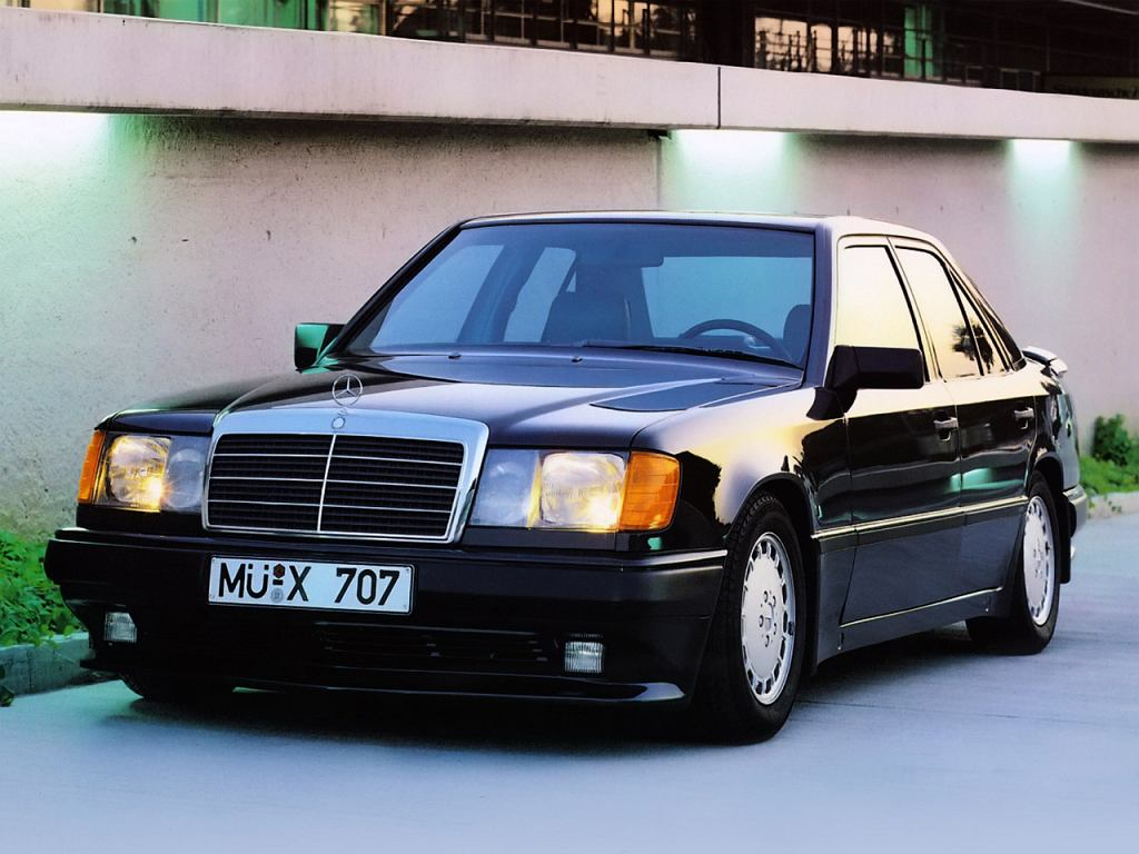 Mercedes W124 - 722.4
