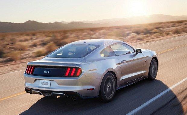 Ford Mustang | Pierwszy lifting ju� w 2018