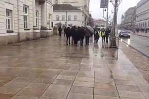 Obywatele RP na Krakowskim Przedmieściu w dniu miesięcznicy smoleńskiej. Zapis transmisji na żywo cz. 3