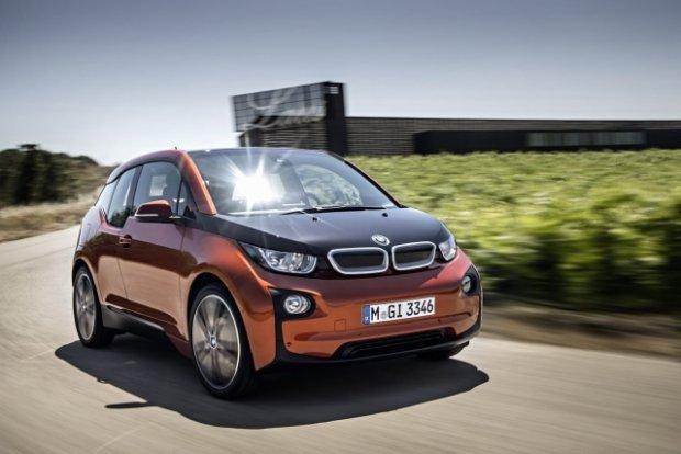 Sukces BMW i3 oraz i8