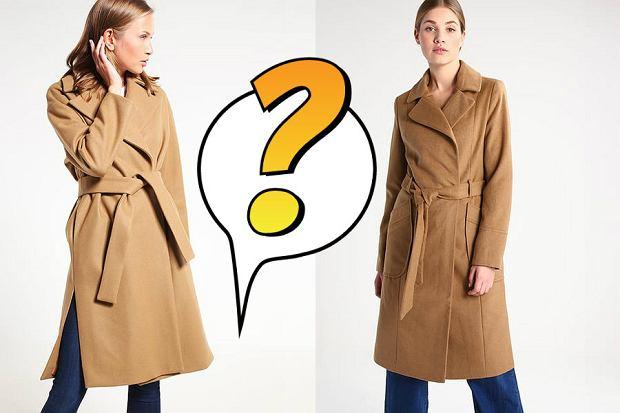 652e7766429bc Drogie i tanie płaszcze na zimę - czy widzisz różnicę?