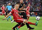 Liga Mistrzów. Arjen Robben nie zagra z Realem Madryt