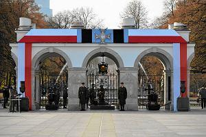 Gr�b Nieznanego �o�nierza w Warszawie ma ju� 90 lat
