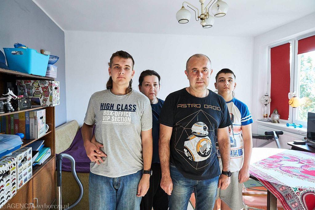 Rodzina Szmatowów z Krymu