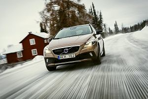 Volvo V40 Cross Country T5 AWD - test | Pierwsza jazda