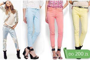 Pastelowe spodnie - ponad 30 propozycji!