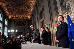 Włoskie obligacje szybko tracą na wartości. Jest obawa, że Włosi mogą wyjść ze strefy euro bocznymi drzwiami