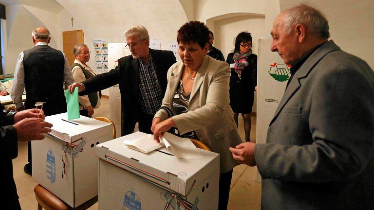 Rozpoczęły się wybory parlamentarne na Węgrzech