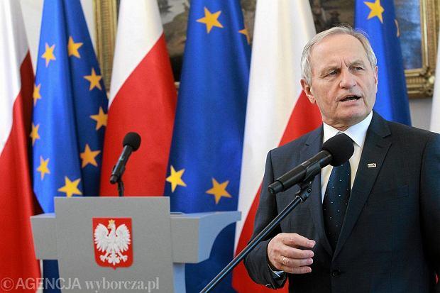 Zdjęcie numer 1 w galerii - Gen. Stanisław Koziej: Na szczycie NATO Trump powiedział niewygodną rzecz dla Polski