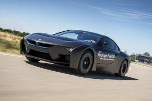 BMW i8 Hydrogen Fuel Cell | W celach badawczych
