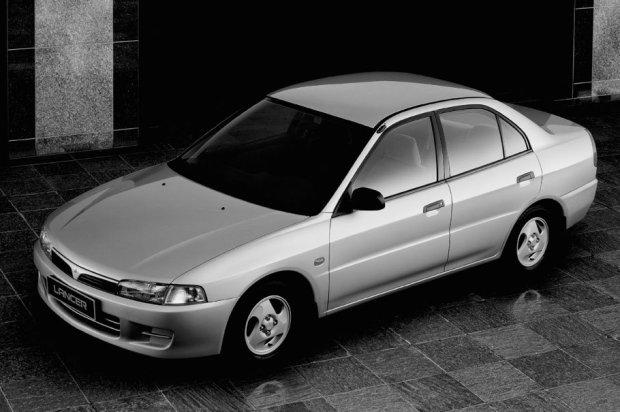 Mitsubishi Lancer (1995-2004)