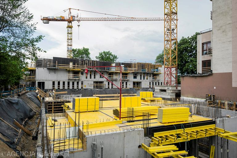 Budowa mieszkań w Krakowie