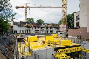 Mocne odbicie w budowlance po zeszłorocznym krachu. Najwyższy wzrost od ponad 5 lat