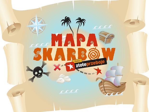 Konkurs: Mapa Skarbów!