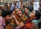 Winni katastrofy w fabryce w Bangladeszu przed s�dem. Odpowiedz� za masowe zab�jstwo